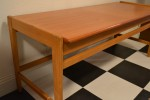 Soffbord/bänk