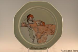 Höganäs Keramik, Åke Arenhill
